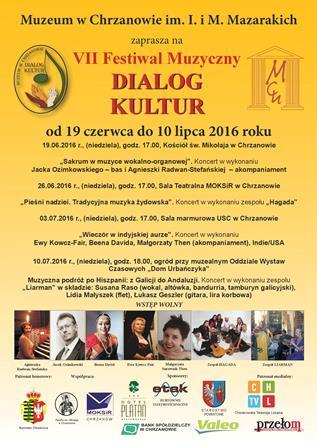 VII Festiwal Muzyczny Dialog Kultur