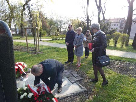 Obchody rocznicy zbrodni katyńskiej ikatastrofy smoleńskiej