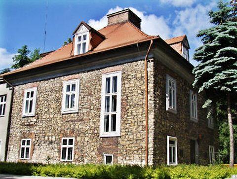 Budynek główny Muzeum
