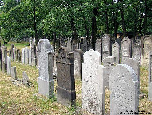 Cmentarz żydowski (Fot.M. Obersztyn)