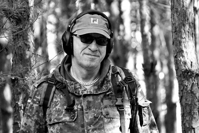 Żegnamy Krzysztofa Zdebika