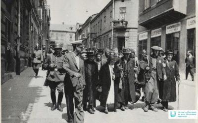 78 rocznica likwidacji chrzanowskiego getta