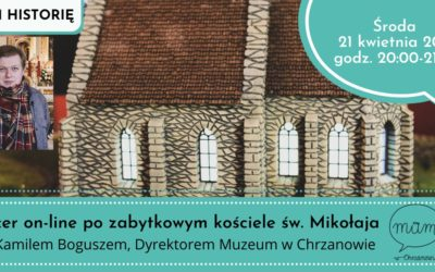 Spacer on-line pozabytkowym kościele św.Mikołaja